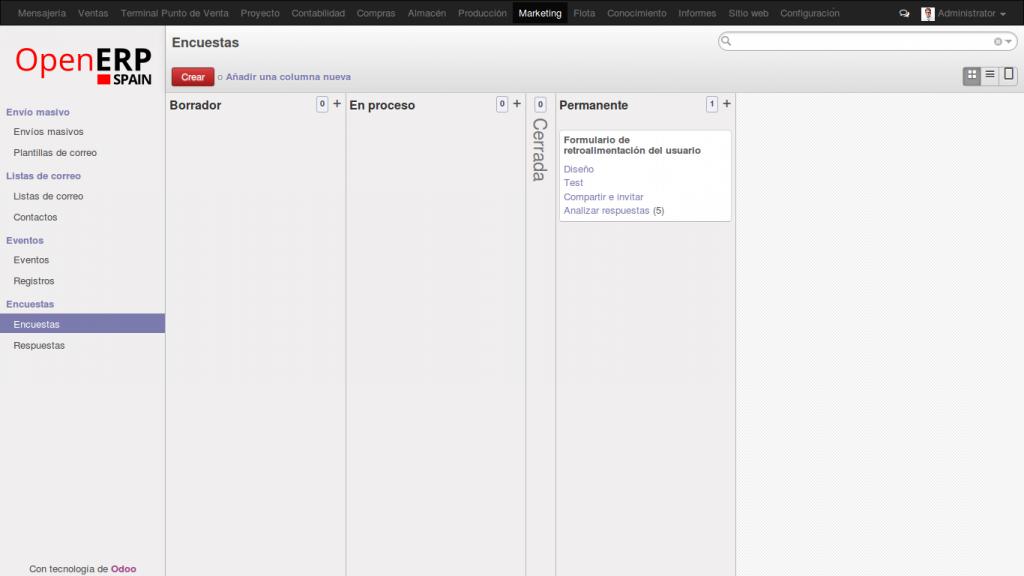 Seguimiento de Encuestas con OpenErp 8.0 (Odoo)