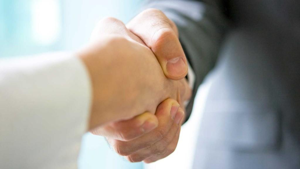 Handshake Odoo - OpenERP