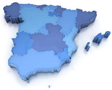 localización española